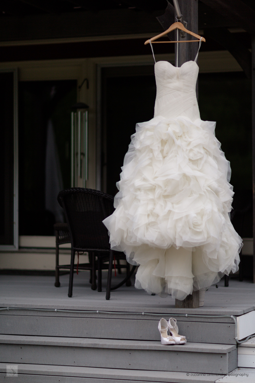 Vera Wang Maine Wedding Dress