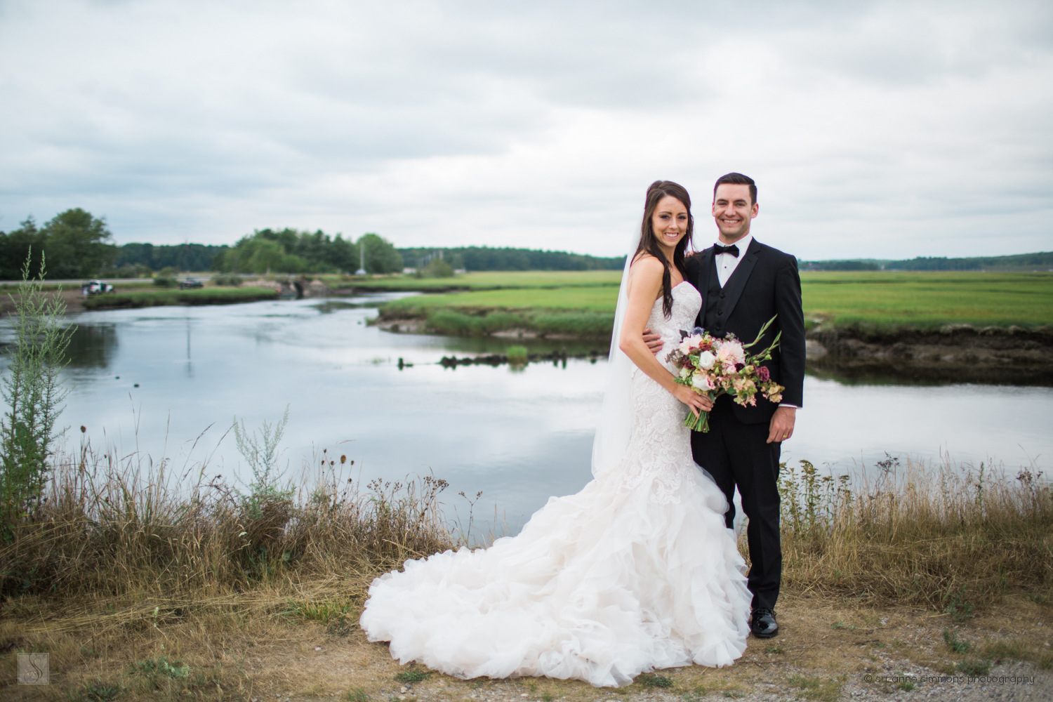 Formal Portraits Along the Marsh