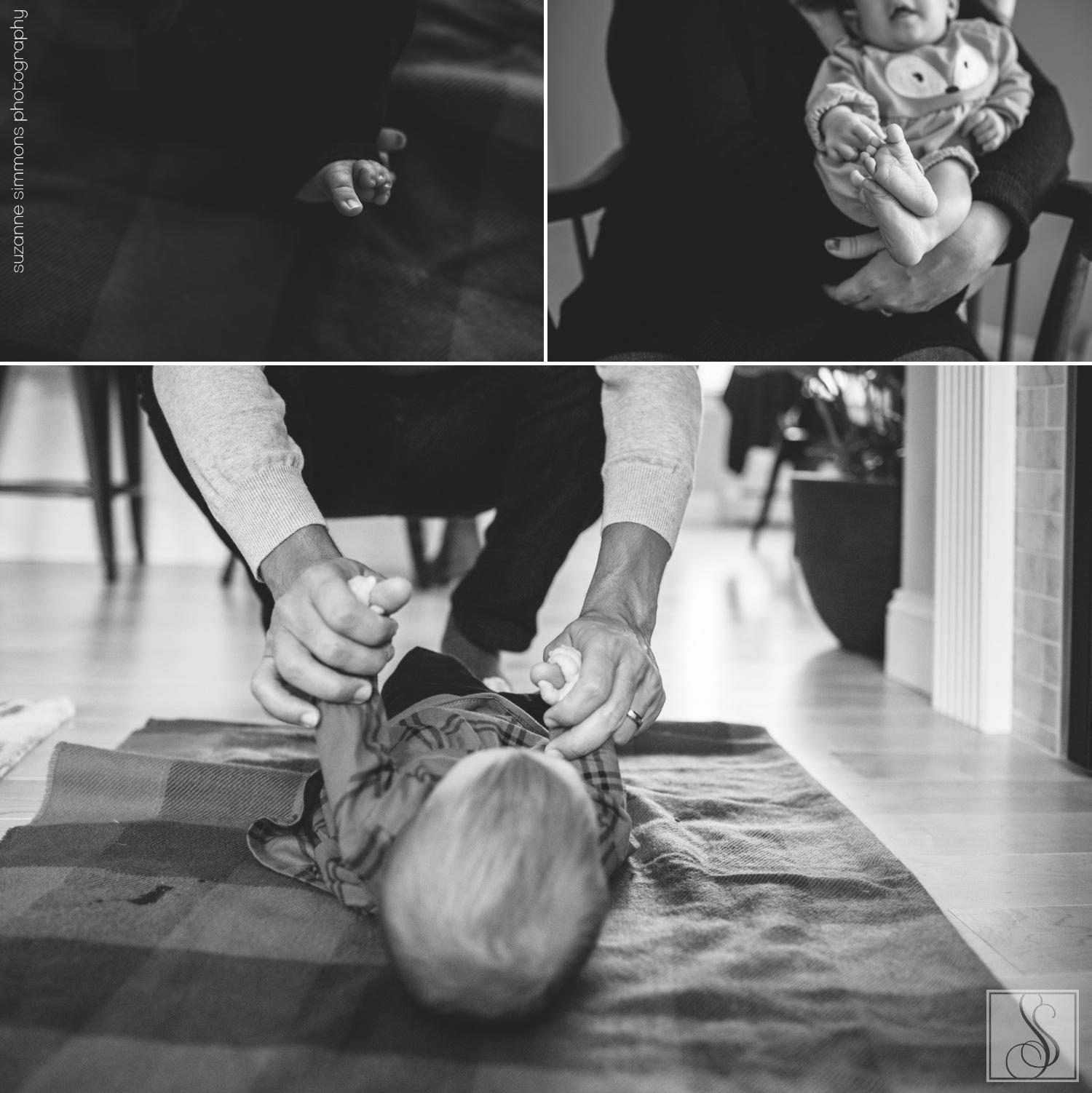 Newborn Portraits in Portland, Maine