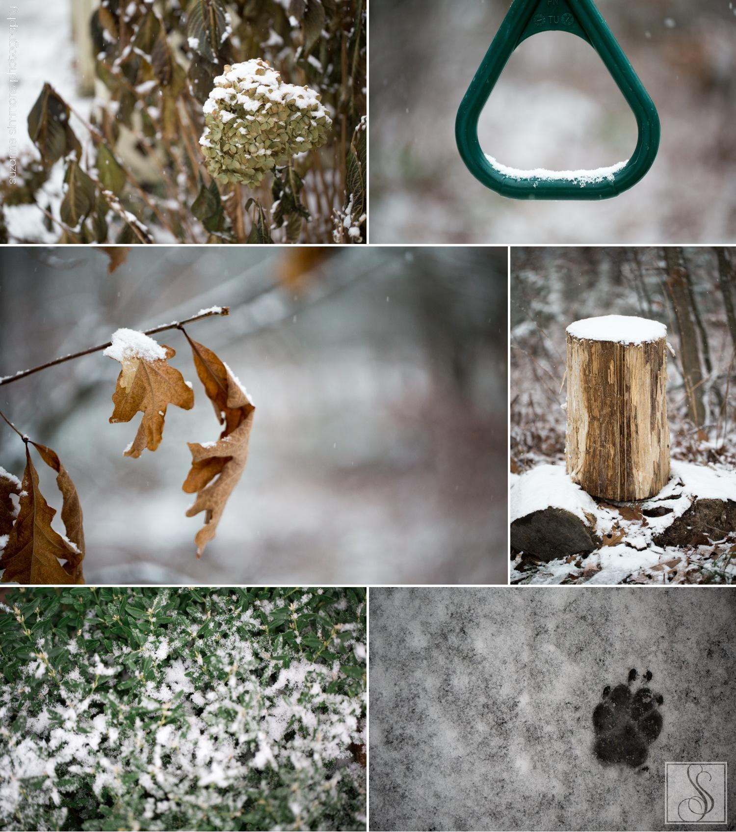 Winter 2017 in Standish, Maine
