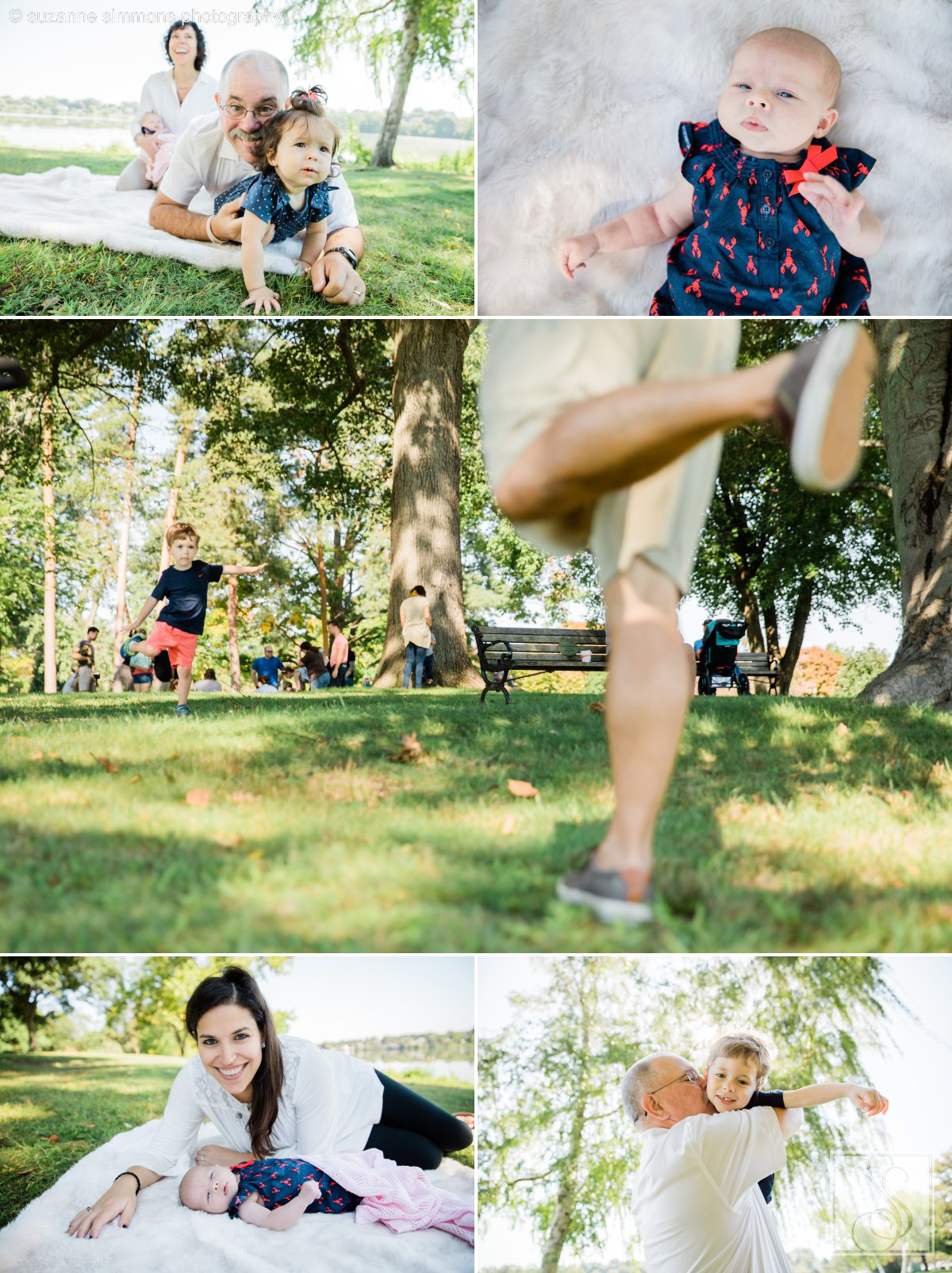 Family Portraits in Wakefield, MA
