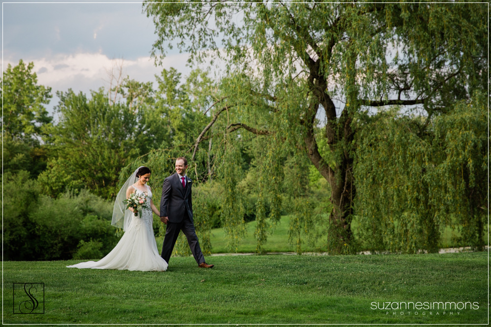 Spring wedding at Barns at Wesleyan Farms in Connecticut