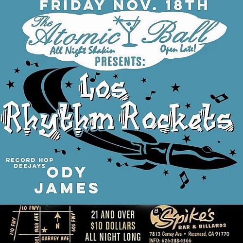 rockabilly show, 11-18-16
