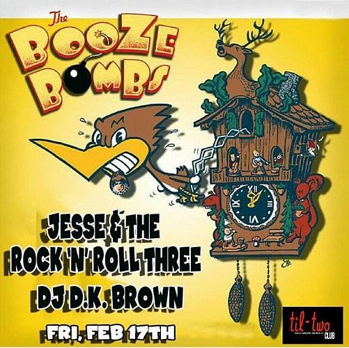 rockabilly show, 2-17-2017
