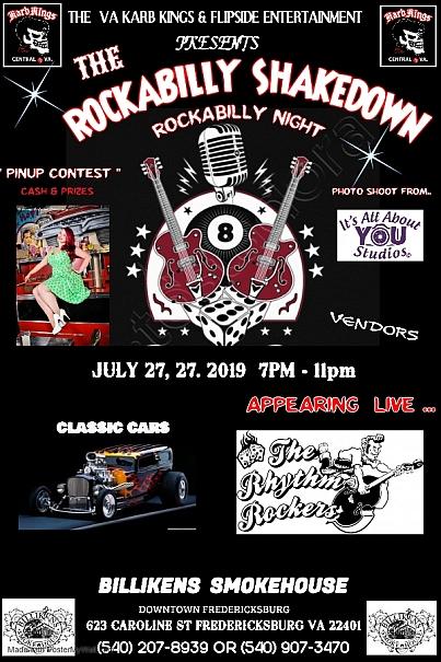 East Coast — Let's Go Rockabilly!