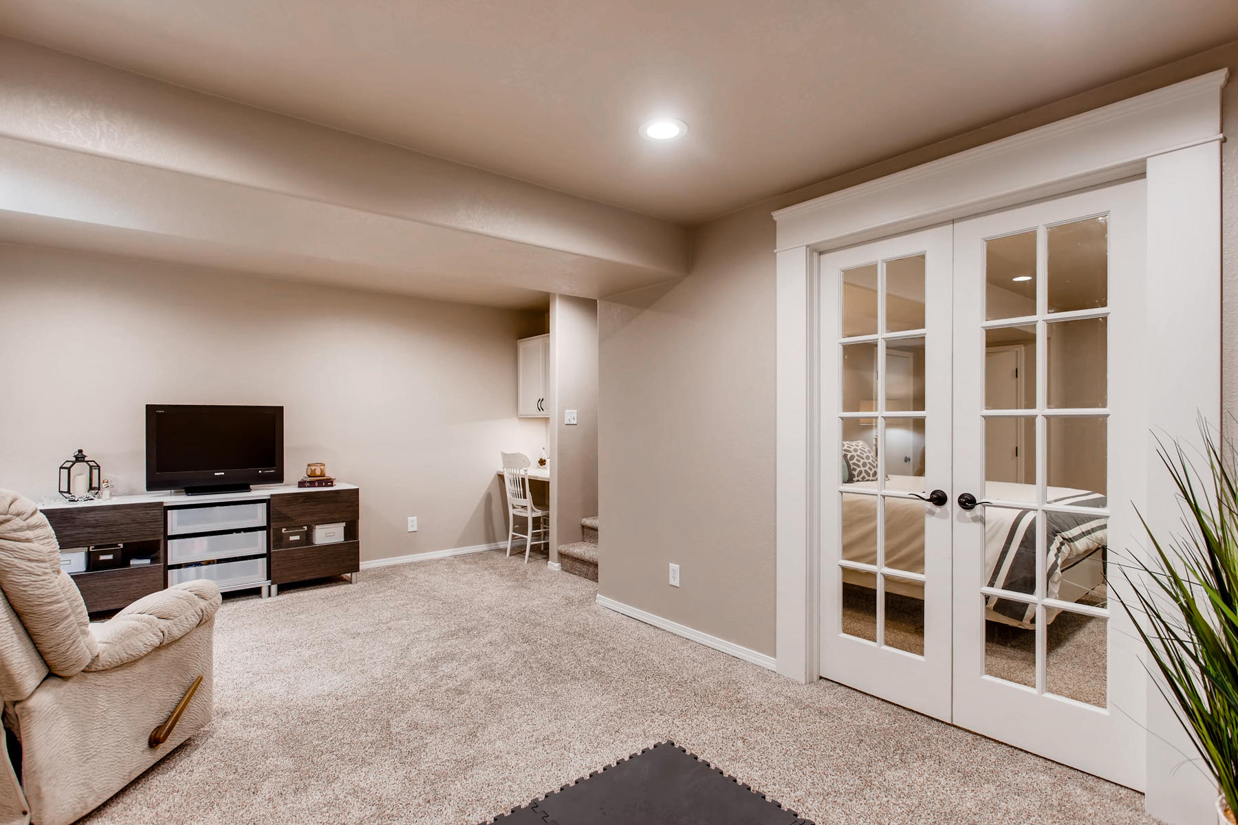 Finished Basement Provides a Great Bonus Space & Extra Bed/Bath