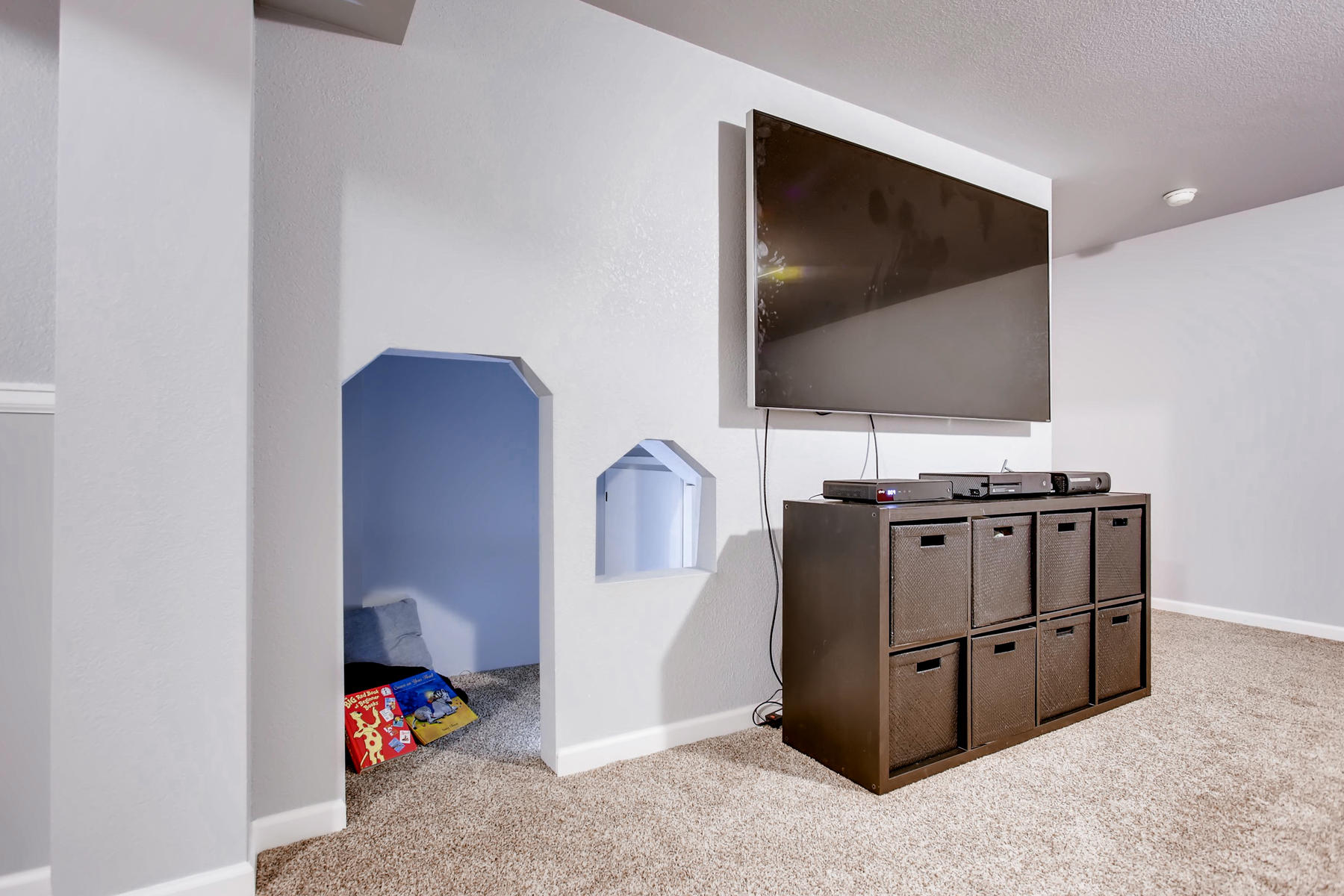Under-Case Play Area!