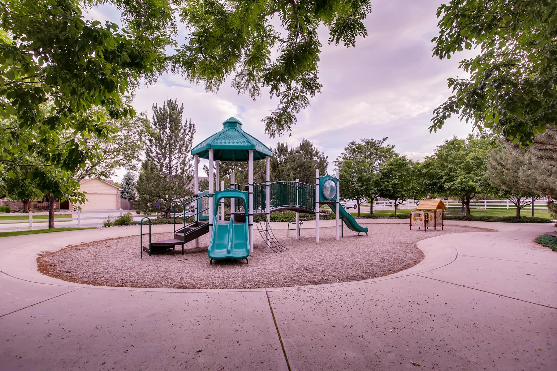 1 Block From Playground