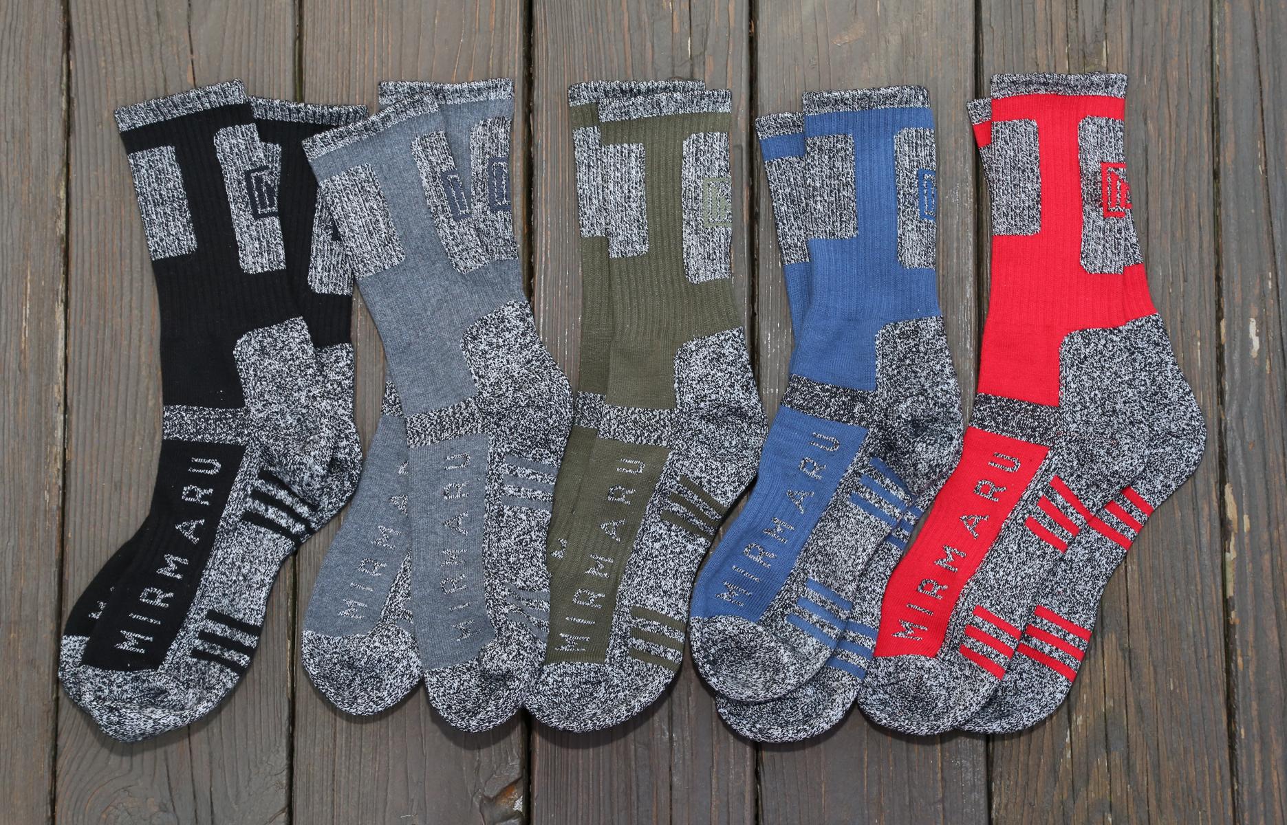 Men's Performance Hiking Socks