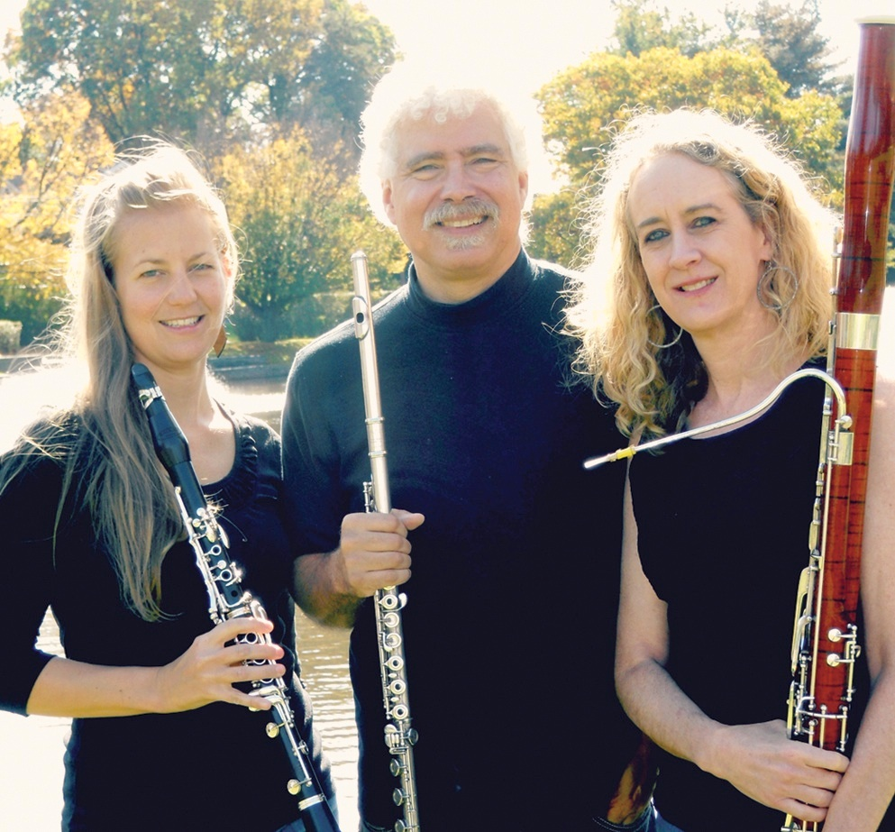 VENTO TRIO will be performing at the Warburton Galerie (16 Warburton Ave) on Sunday, May 19th at 1 -2 PM