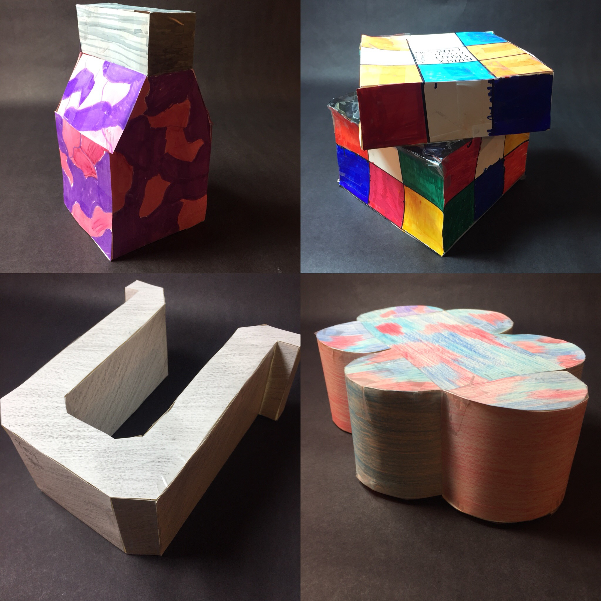 Cereal Box Project - This hands on project has been a staple in my classroom for over a decade. Its a really nice way to help kids see the connection between math concepts and actual three dimensional figures.
