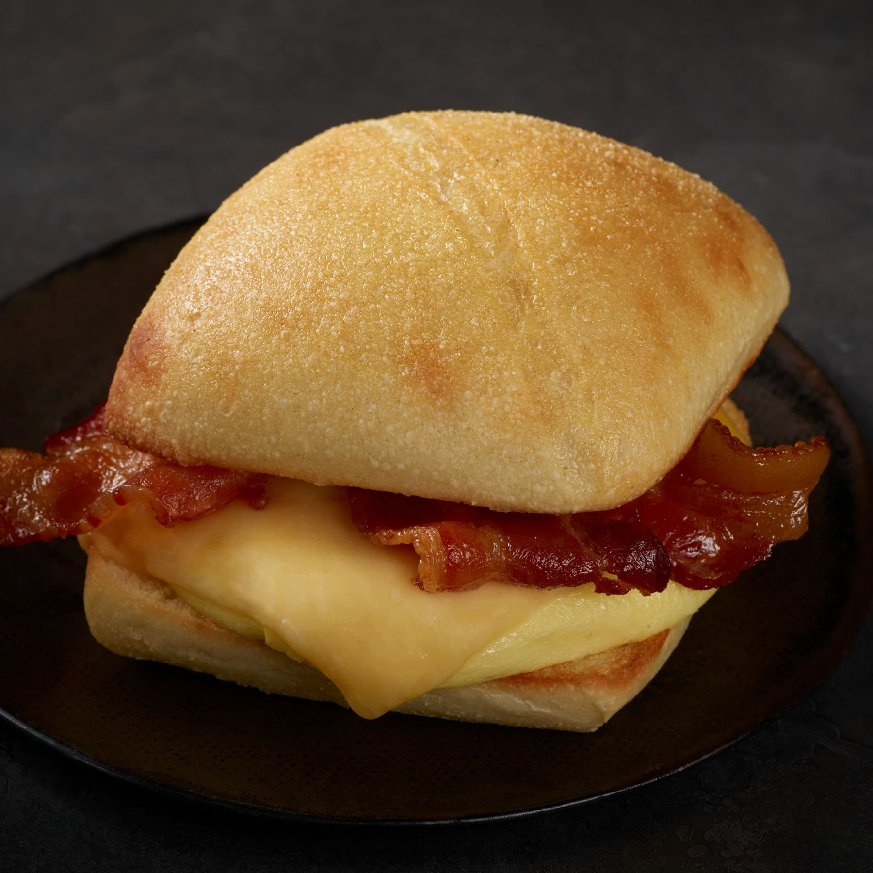 150 Stars gets you a Bacon Gouda