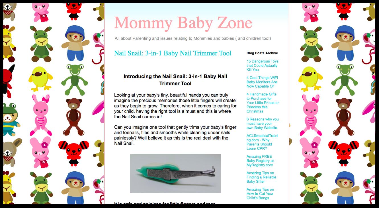 Mommy Baby Zone