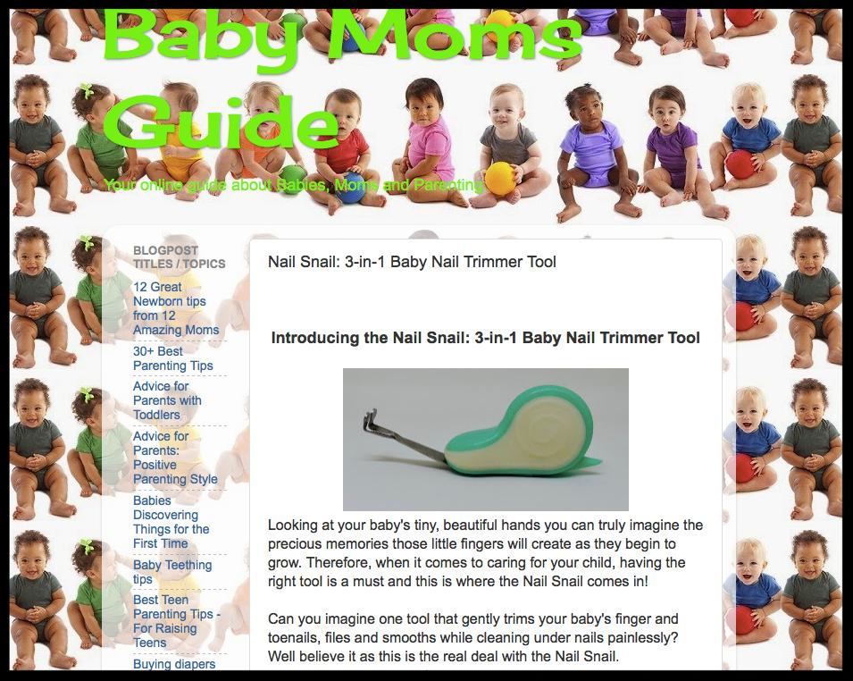 Baby Moms Guide Blog