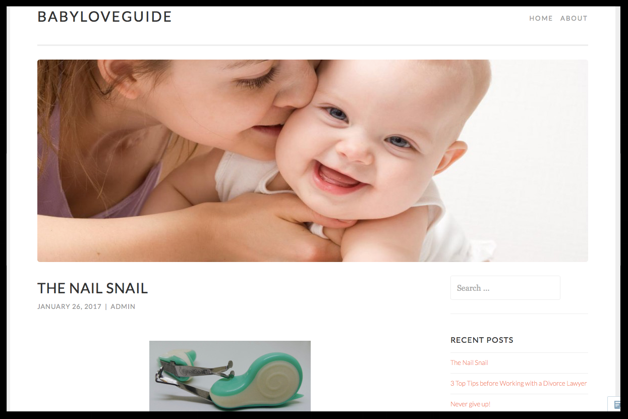 Baby Love Guide