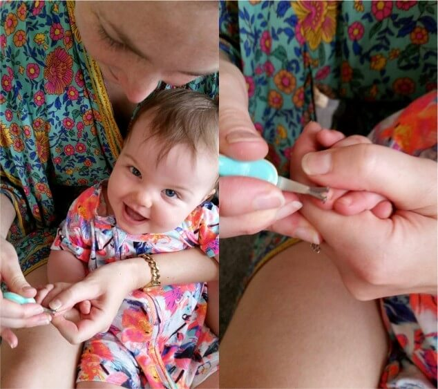 The Nail Snail - baby nail trimmer