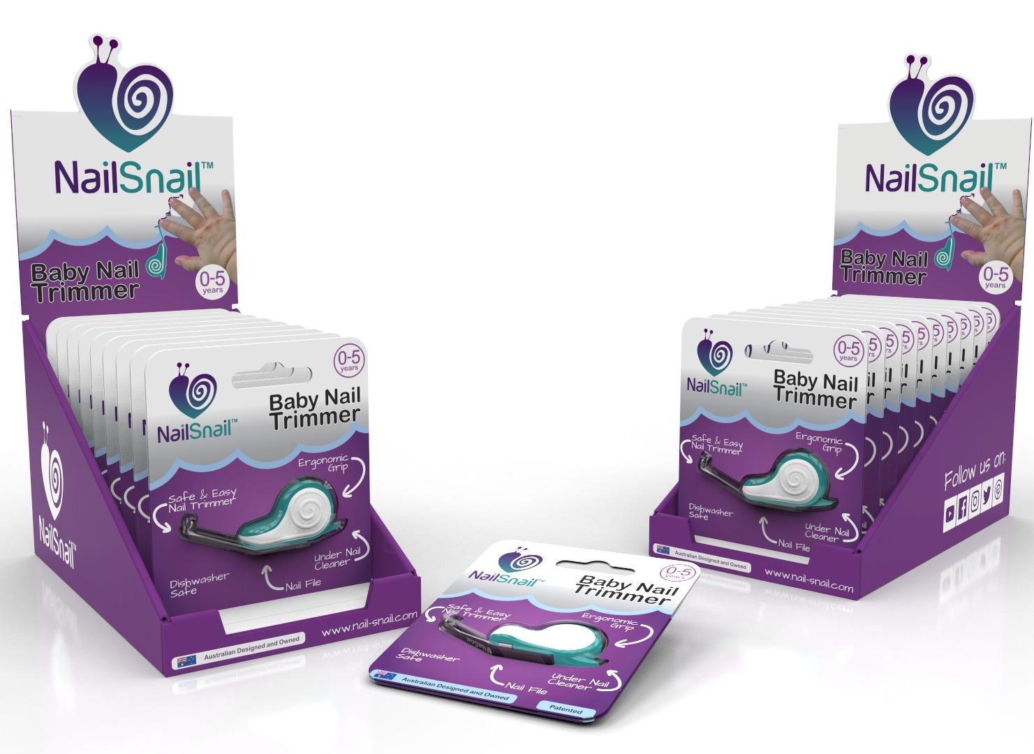 Nail Snail SRC Boxes