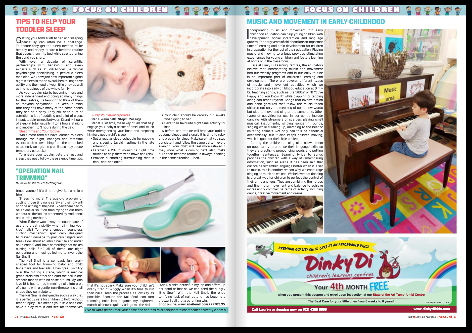 Central Coast Home & Lifestyle Magazine