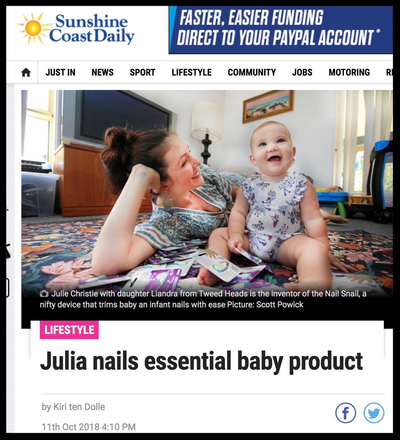 Sunshine Coast Daily Newspaper