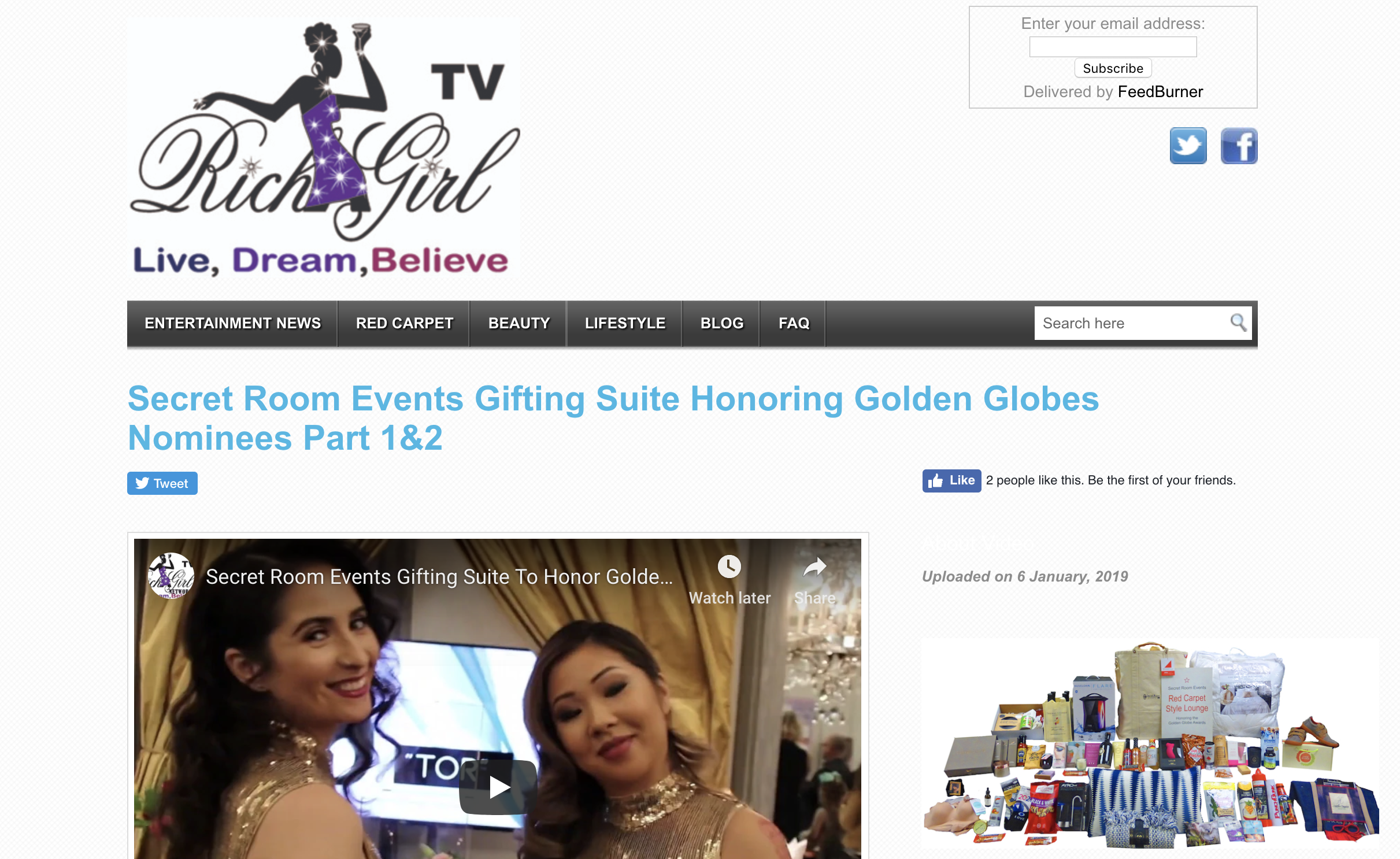 Rich Girl Network TV