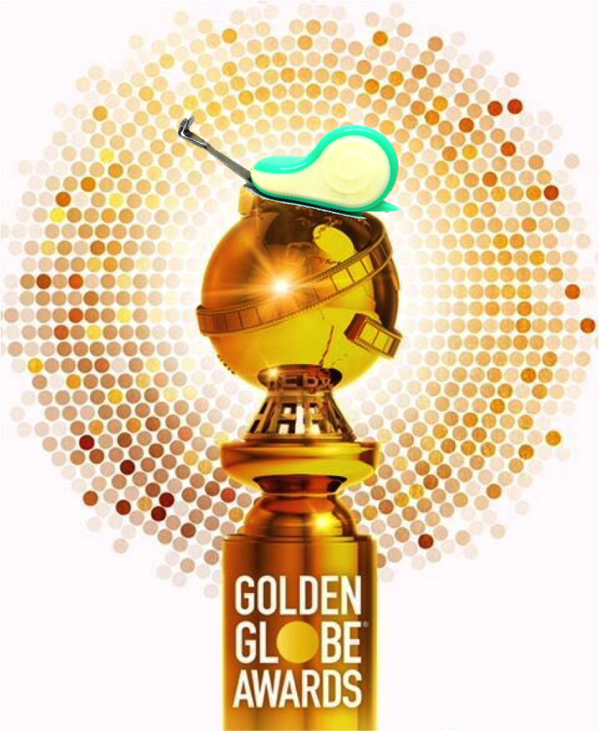 Golden Globes The Nail Snail