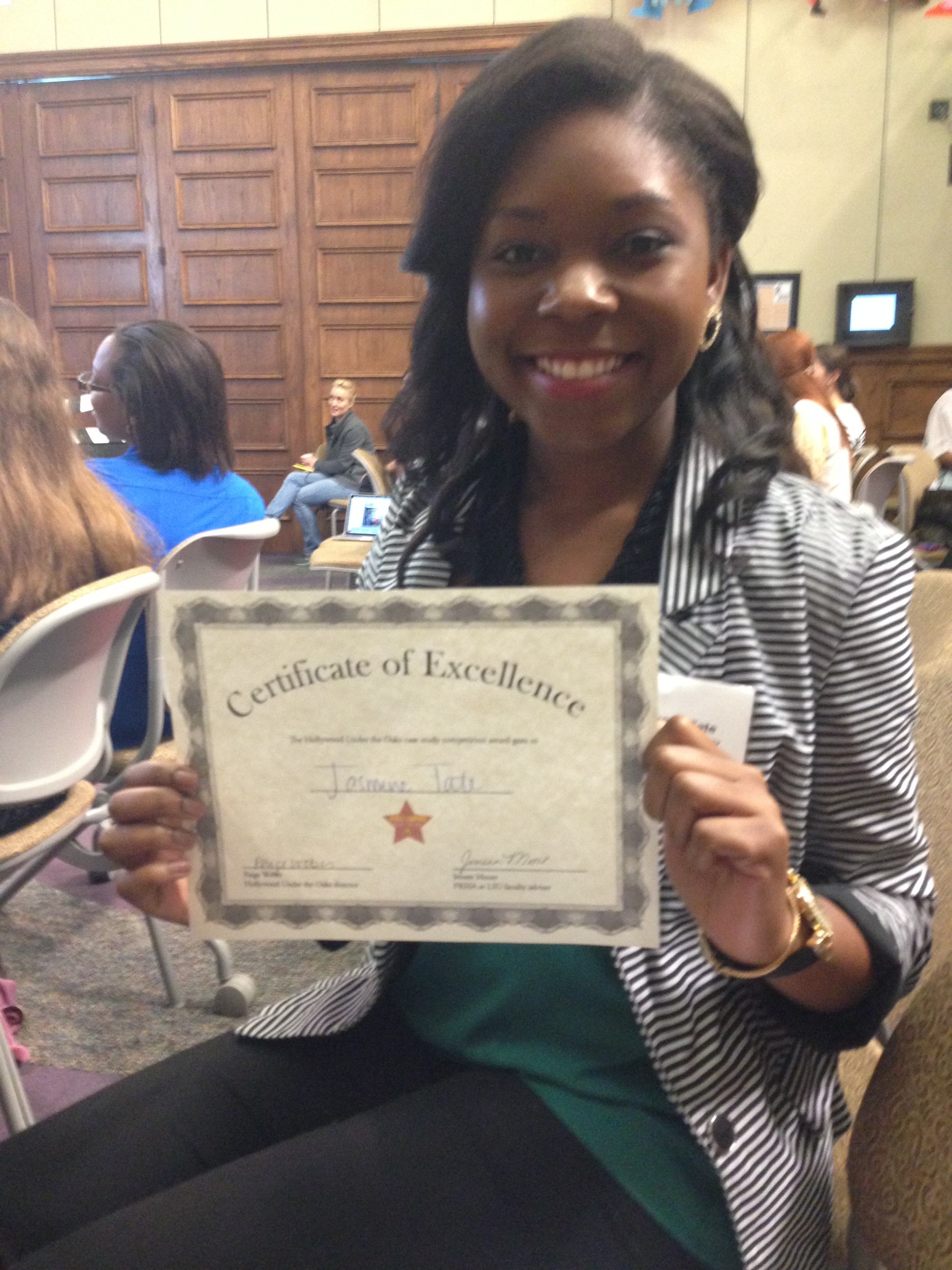 1st Place in team case study competition, 2014 LSU Regional PRSSA Conference