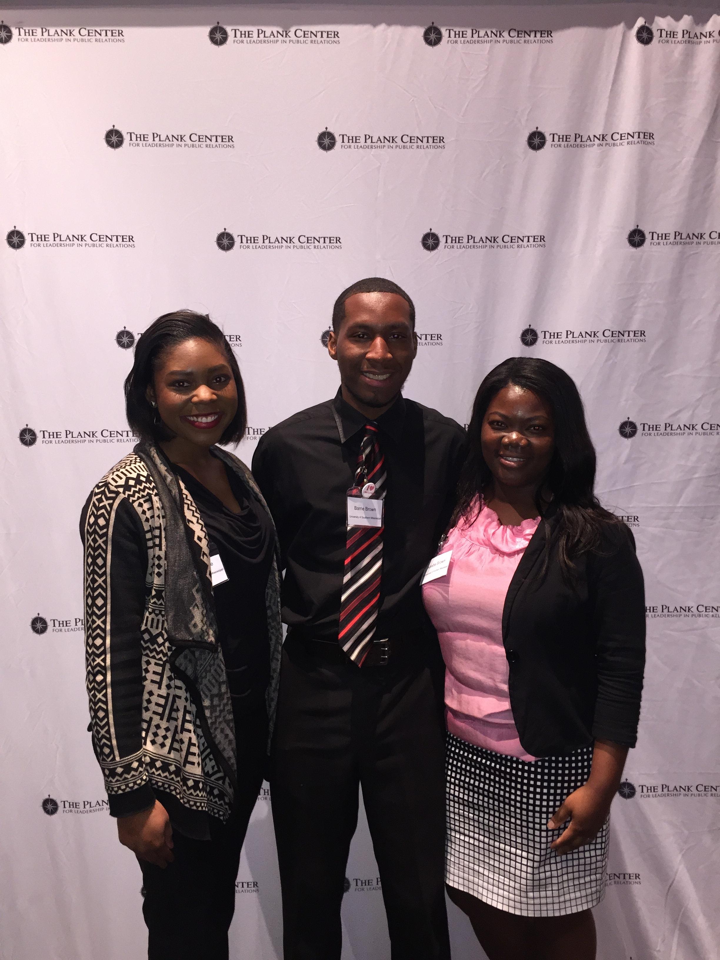 2016 Regional PRSSA Conference at the University of Alabama