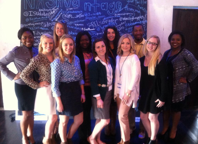 Spring 2015 Regional PRSSA Conference at Belmont University