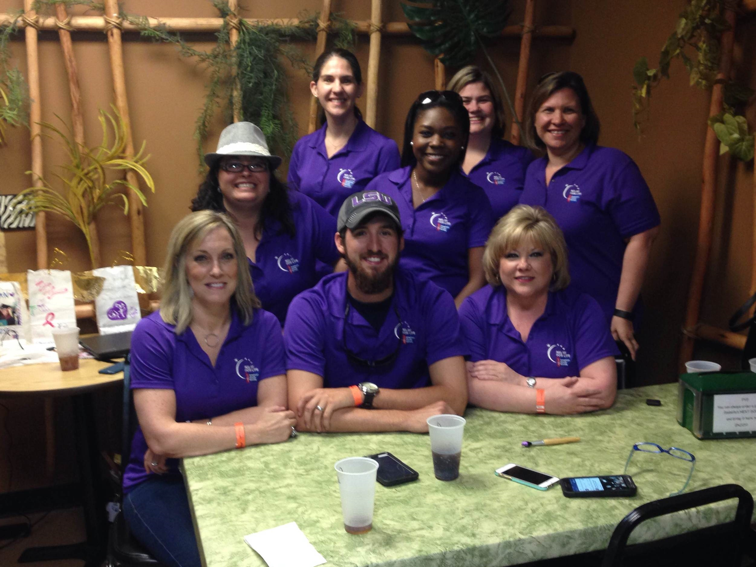 Relay For Life South Tangi, 2016 Kick Off Fundraiser