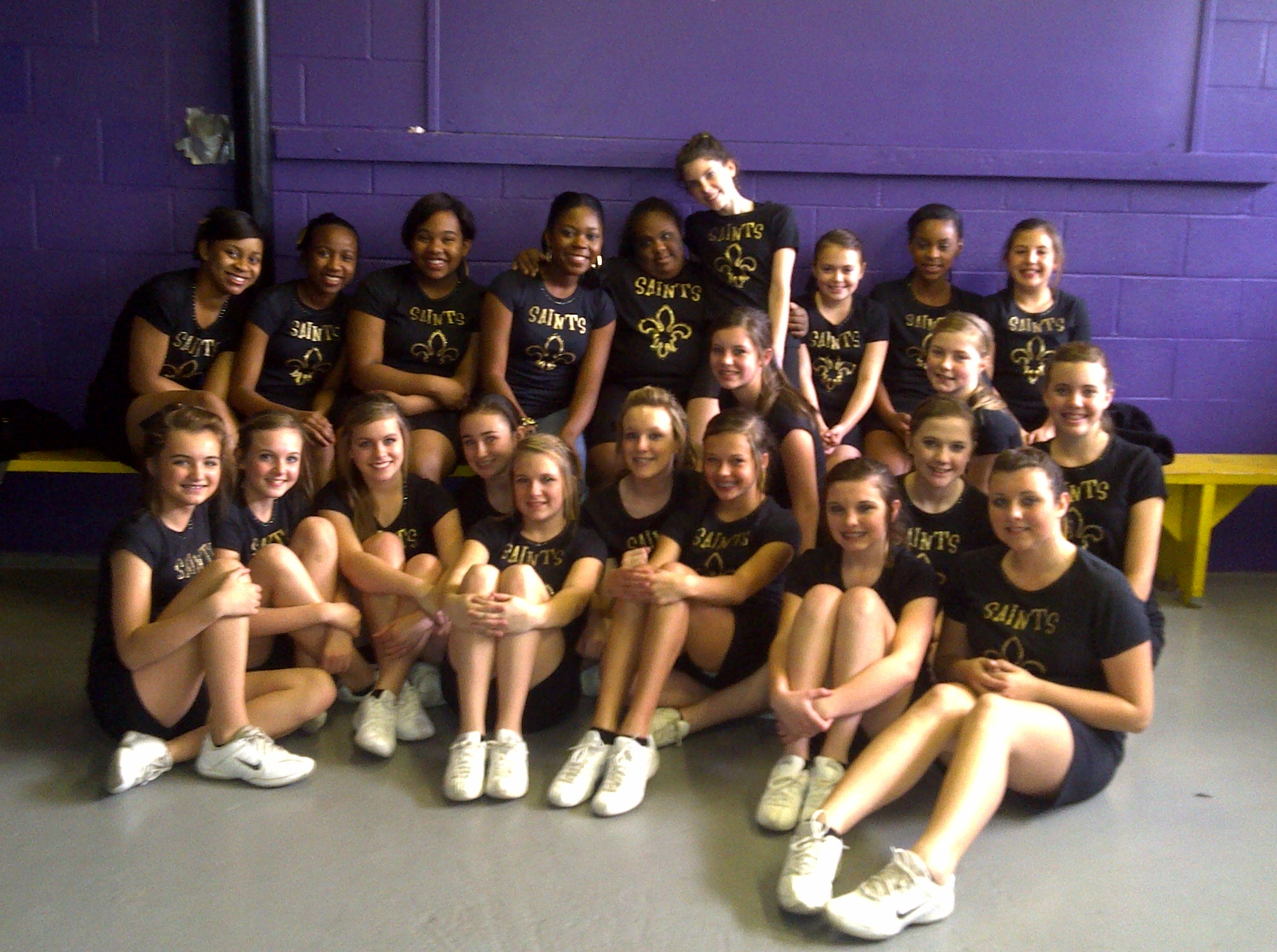 Falcon Cheerleaders