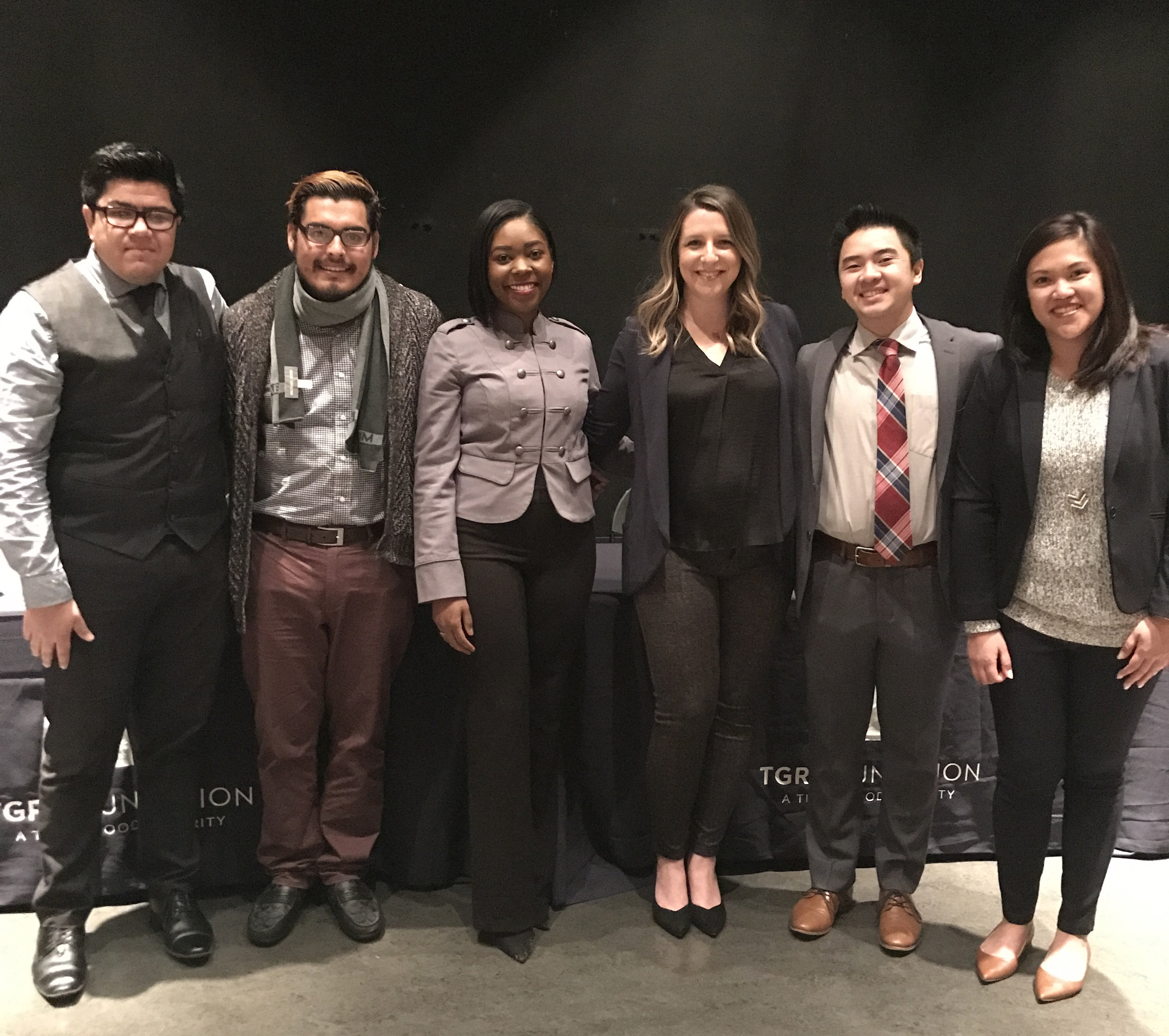 TGR Foundation Young Professionals Panel