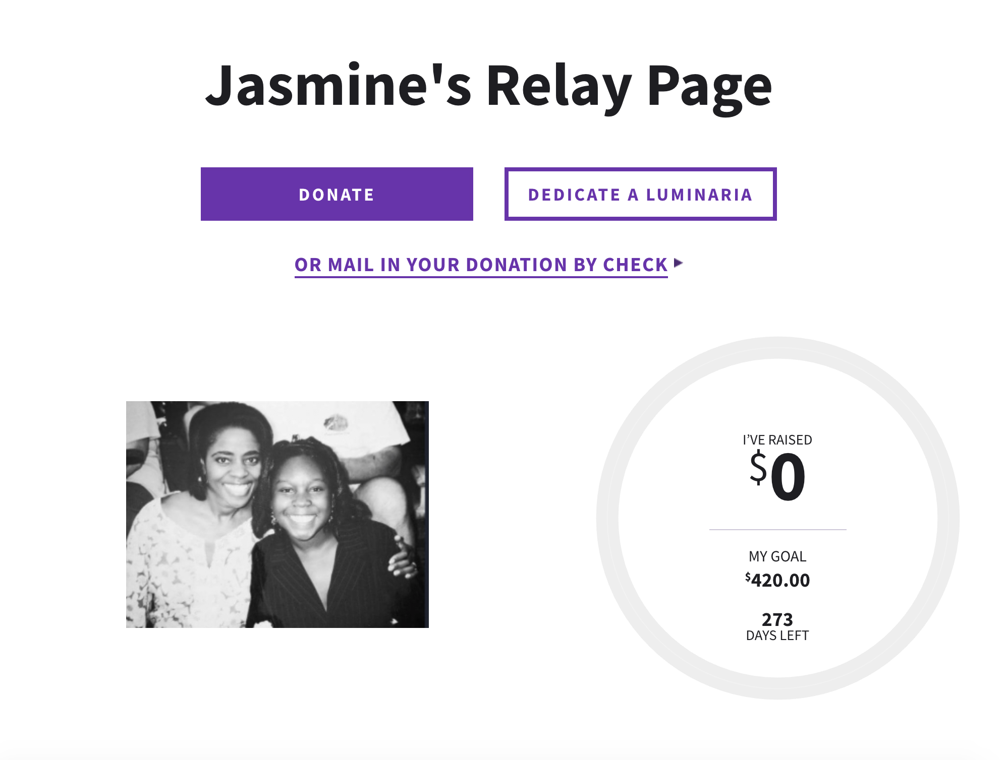 jasminectate.com_ Jasmine C. Tate. Relay For Life. Cynthia Faye Miller .png