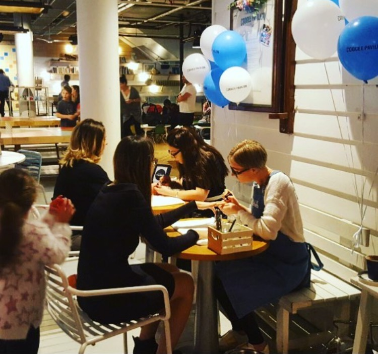 Mother's Day Nail Bar @ The Coogee Pavilion