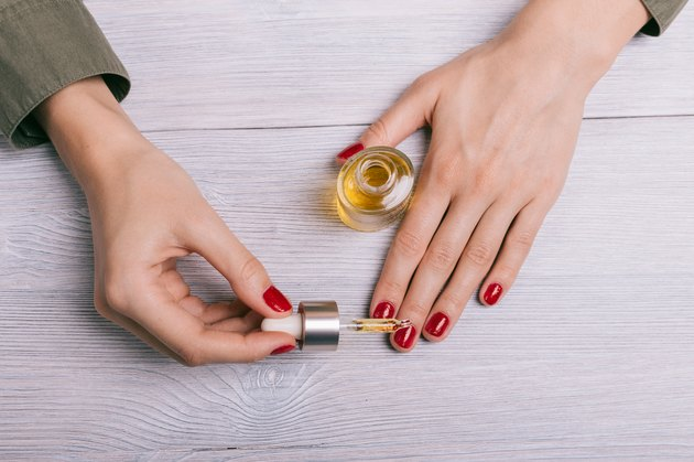 Cuticle Oil Image - Image sourced from    livestrong.com