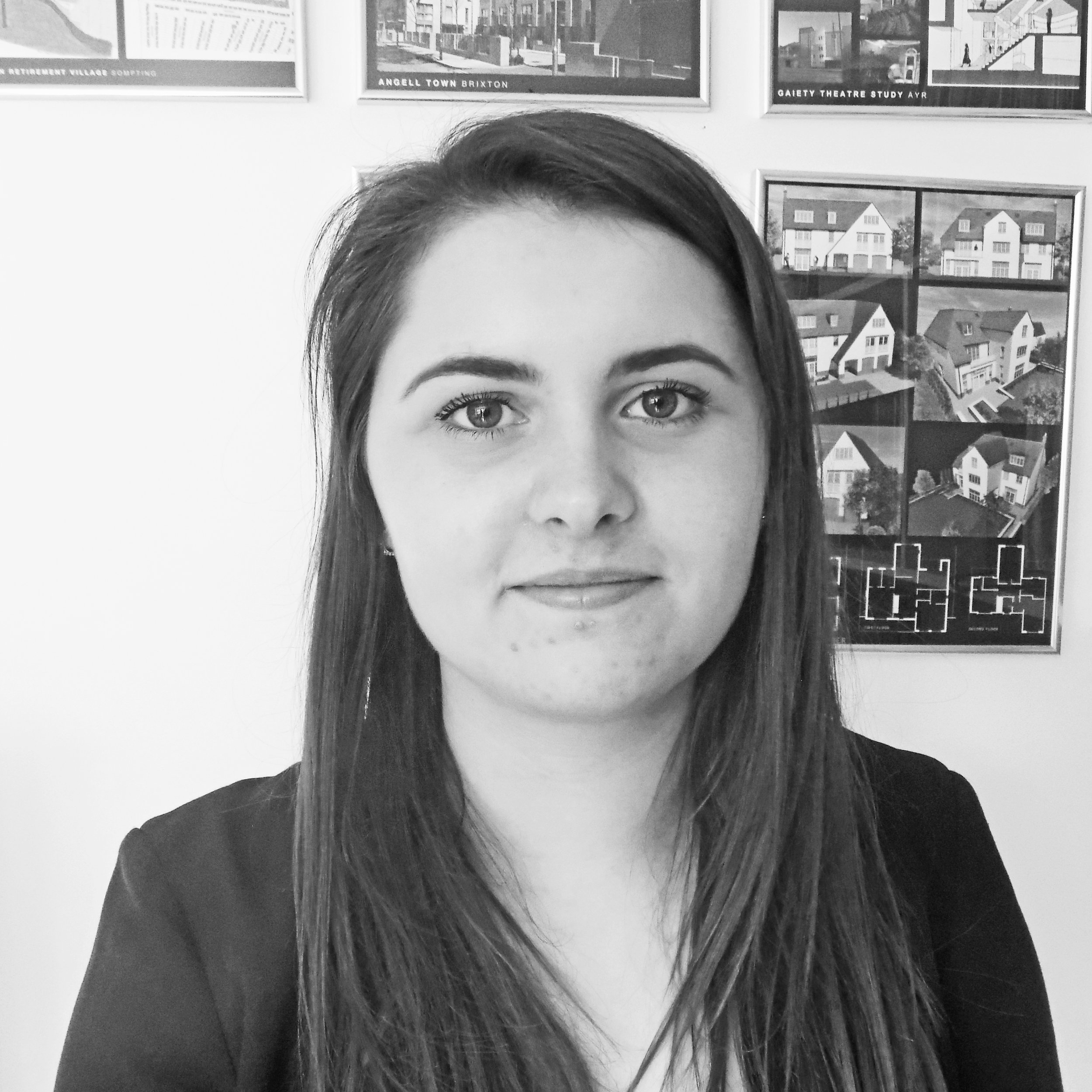 Georgia Gollop - Architecture Assistant