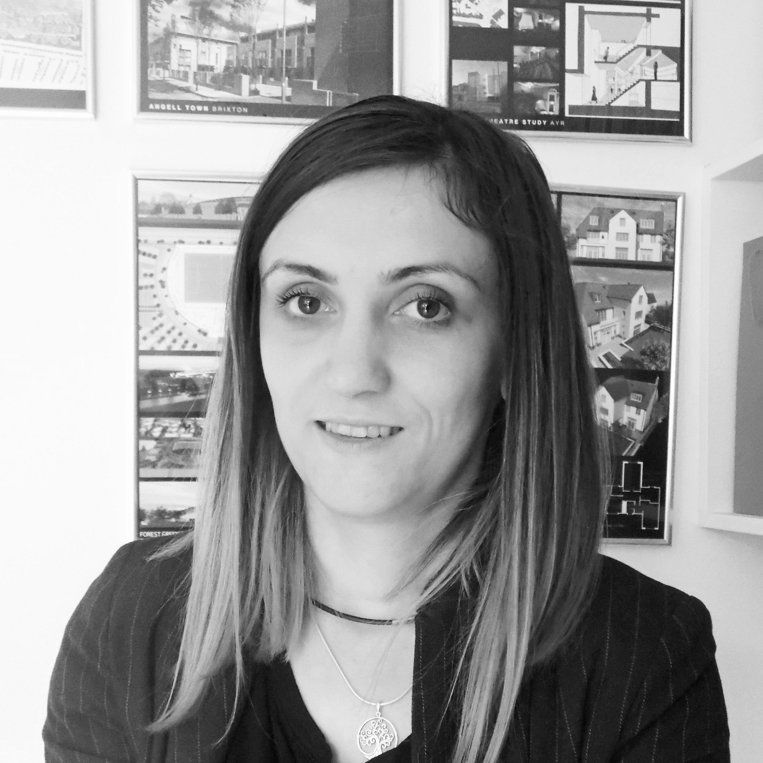 Bianca-Maria Apetrei - Architecture Assistant