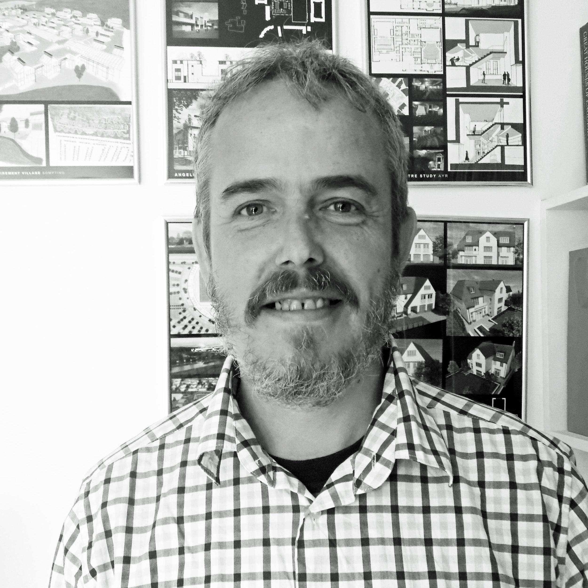 Danny Mullen - Project Leader