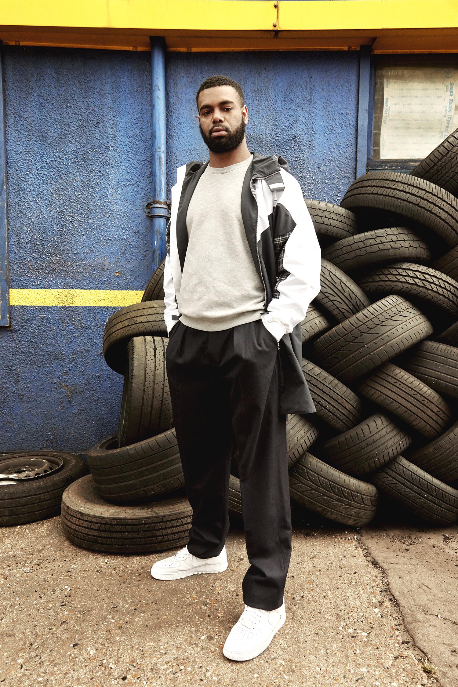 North London based Singer/Songwriter,   Fredwave