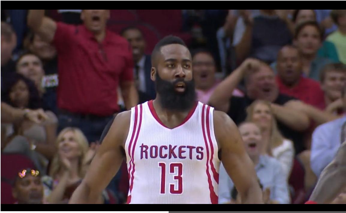 "James ""The Beard"" Harden"