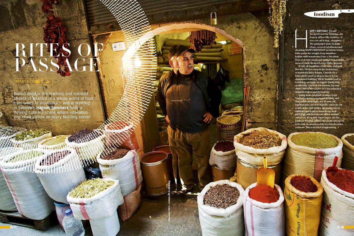 Food | Foodism | Istanbul street food