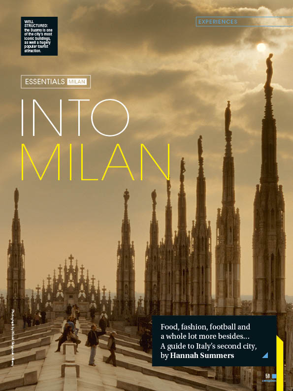 Travel | Escapism | Milan city guide