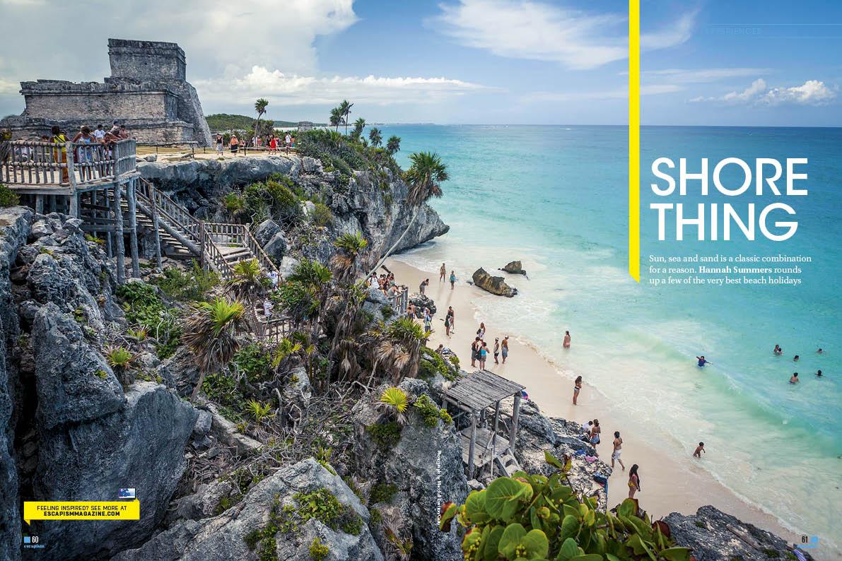 Travel | Escapism | Beaches