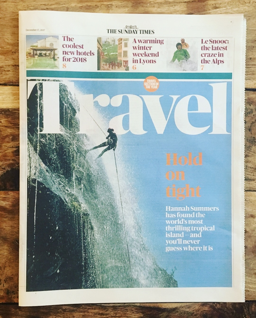 Travel | The Sunday Times | Mauritius