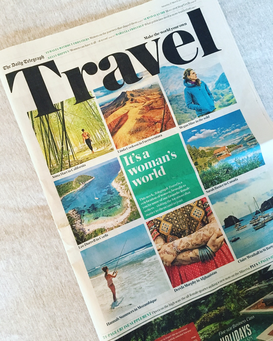 Travel | The Telegraph | Mozambique