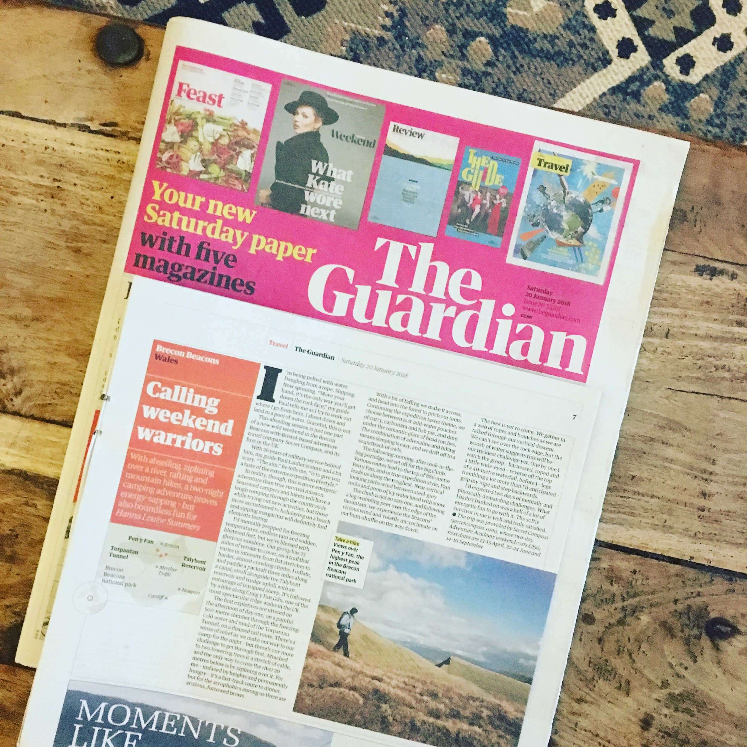 Travel | The Guardian | Wales