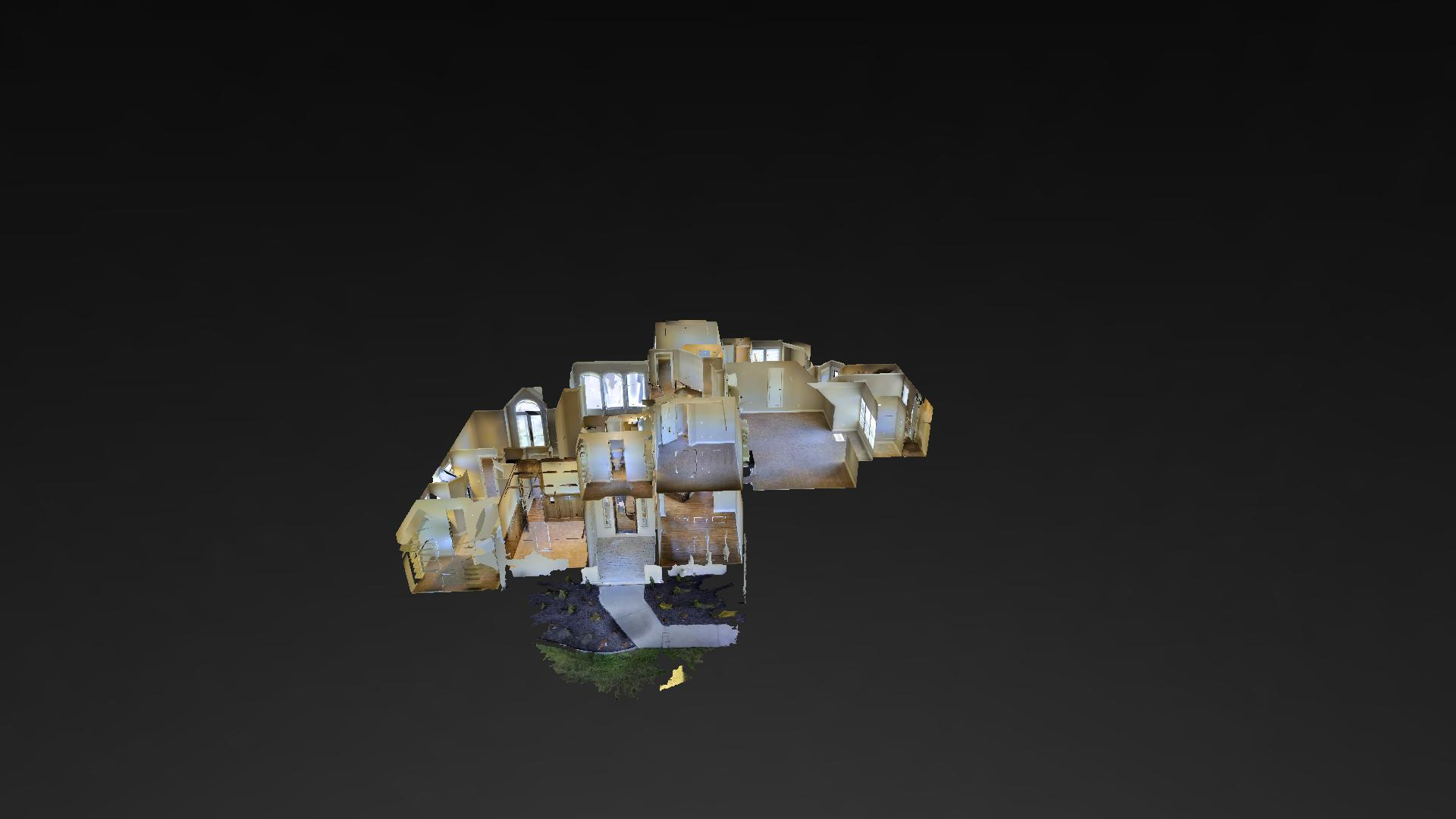 New Construction in Tuscany Sbudivision