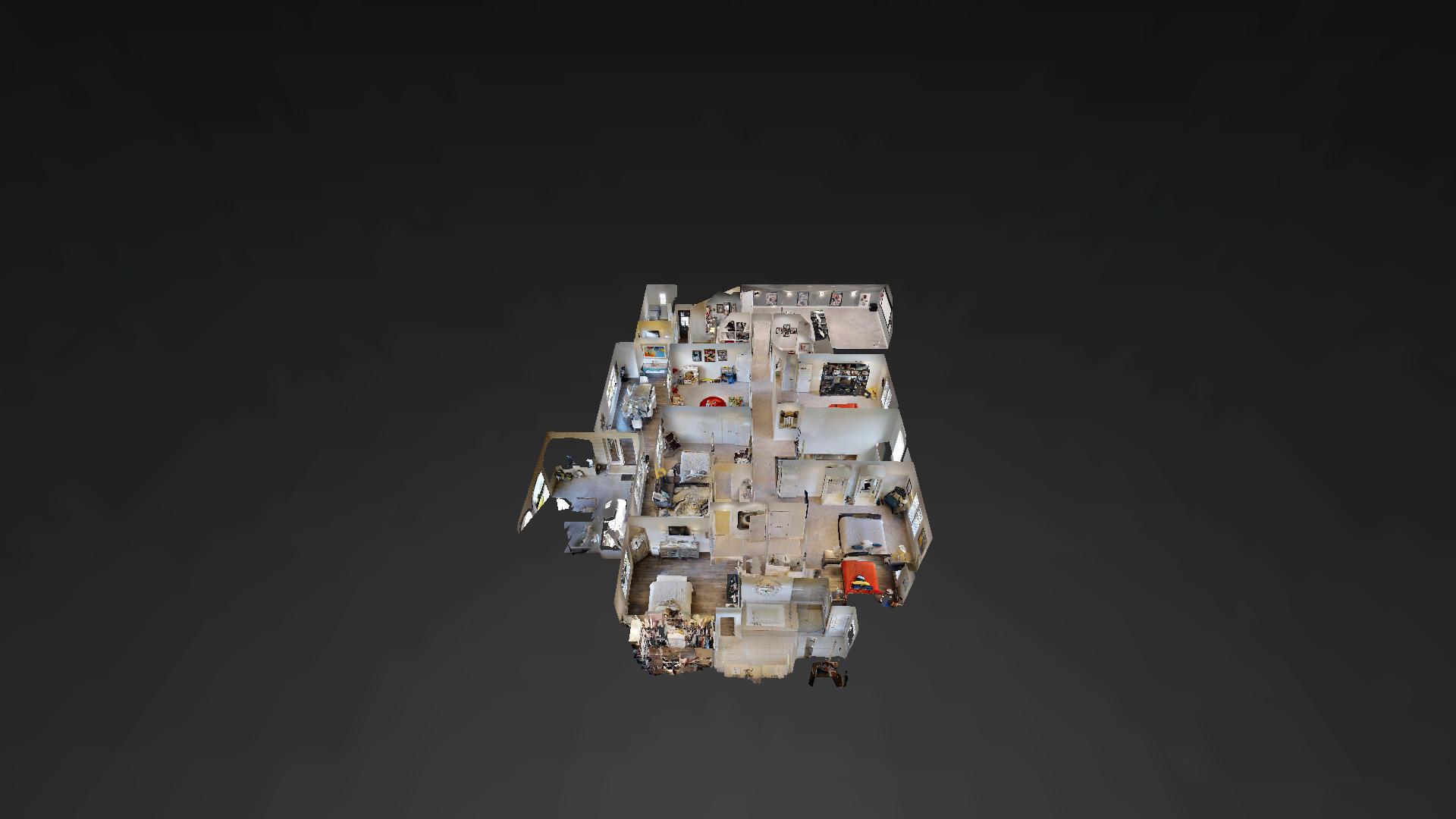 Designer Dream Home On Large Lot