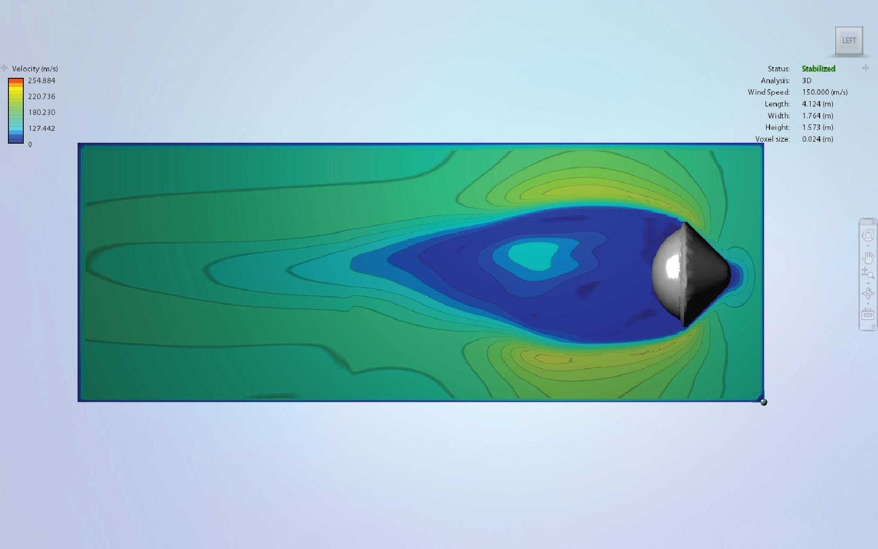 flow modeling with Autodesk Flow Design