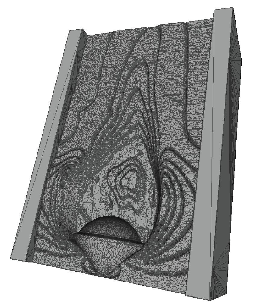 Blender3d mesh