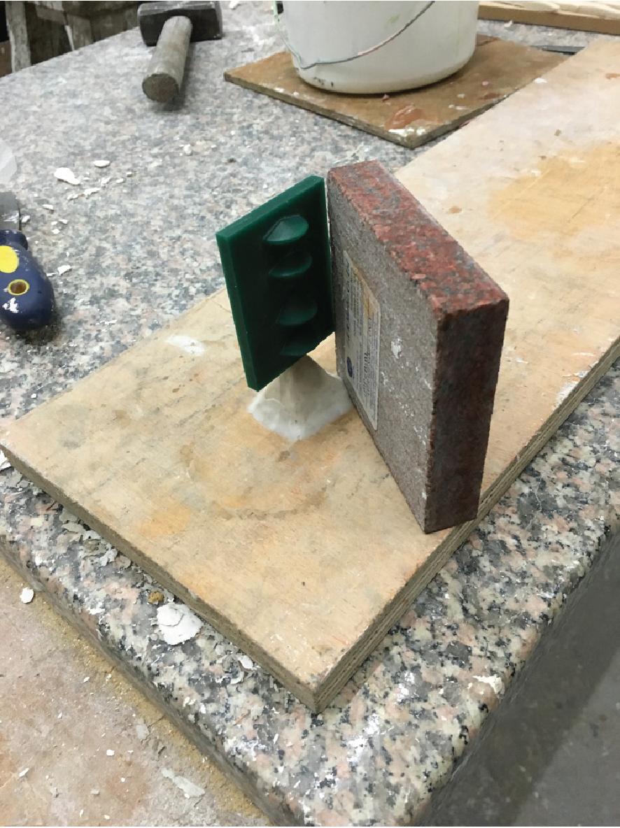 mold making preparation